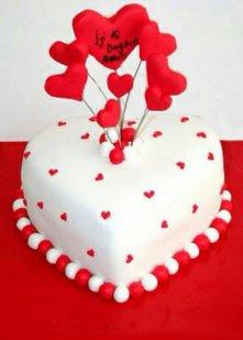 Doğum Günü 1 pasta
