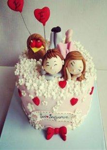 Seni Seviyorum Pasta