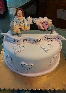 Yıldönümü Pastaları